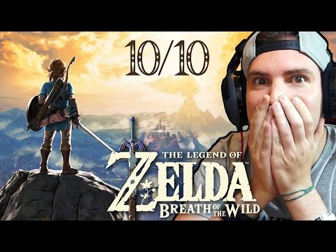 IL MIGLIOR GIOCO DI SEMPRE?? - The Legend of Zelda: Breath of the Wild GAMEPLAY ITA