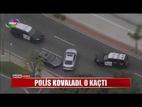 Polis Kovaladı, O Kaçtı
