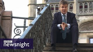 Brexit: The UK's charm offensive in the EU regions  - BBC Newsnight