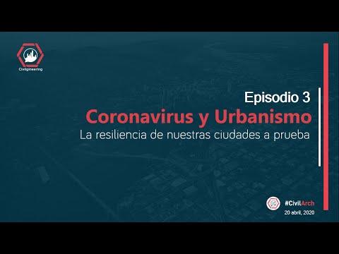 """""""Coronavirus y Urbanismo"""" con la participación de Pablo Allard, Decano de la Facultad de Arquitectura y Arte UDD"""
