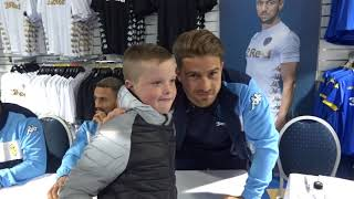 Meeting the Leeds Players!!