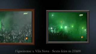 Chamada para o jogo - Figueirense x Vila Nova