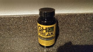 Pharmafreak GH Freak Review and September Monthy Winner!