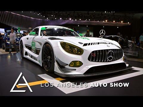 LA Auto Show 2016 in 4K!