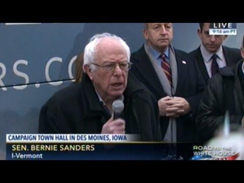 Bernie Sanders Officially Blocks Obama's Nominee To Head FDA Because Of Big Pharma Ties
