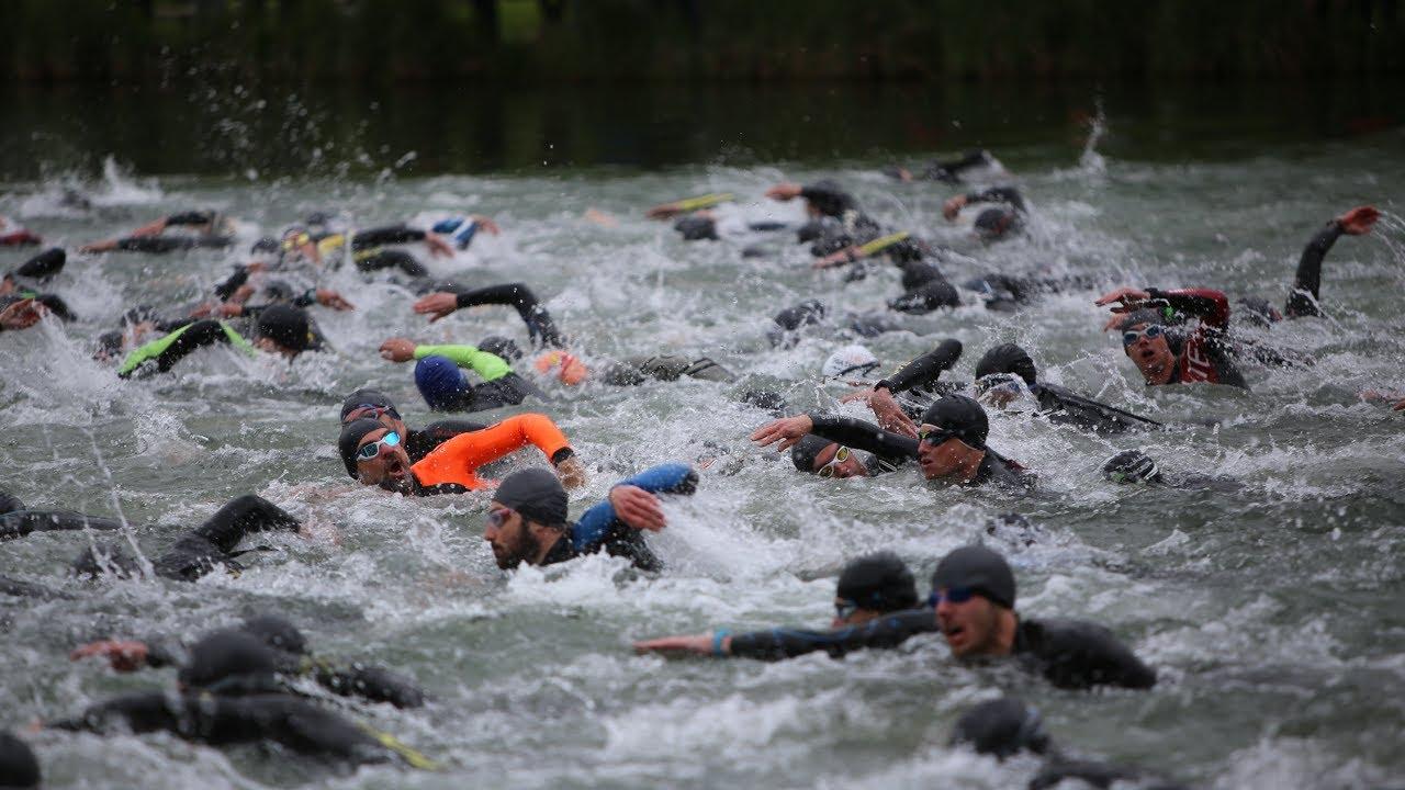 Triathlon M de la Vallée de l'Iton 2017