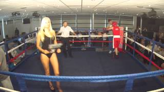 Ultra White Collar Boxing Chester | Fight 10