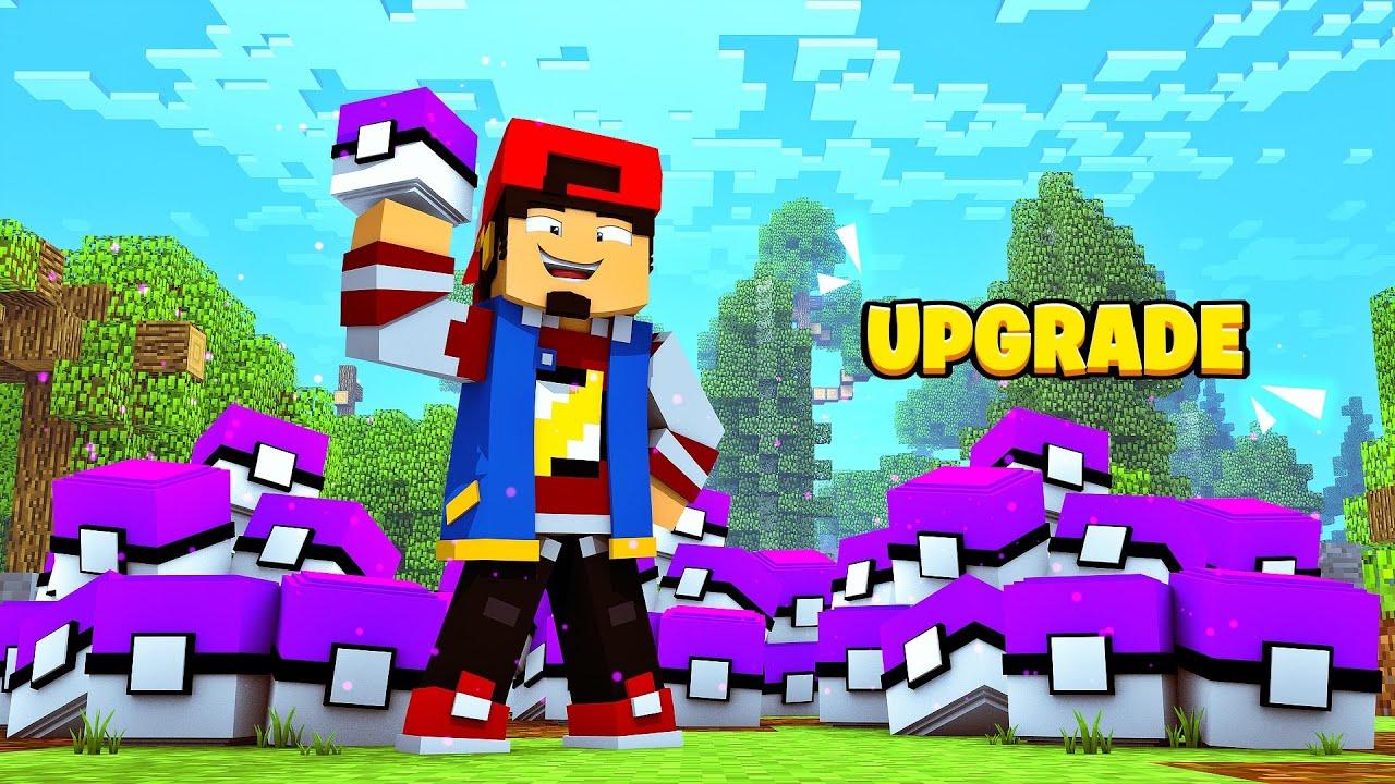 Download Minecraft: NOVA LUCKY PIXELMON - POKEMON #28 ‹ EduKof Games ›