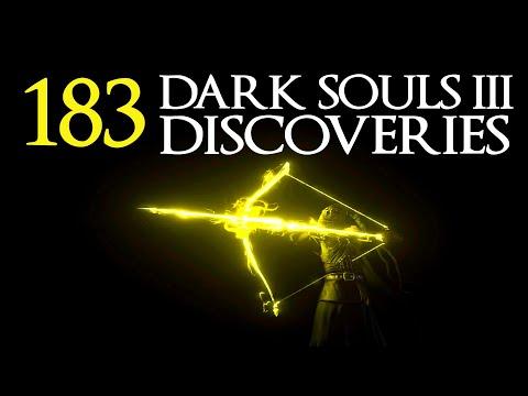 Dark Souls III: 183 Discoveries