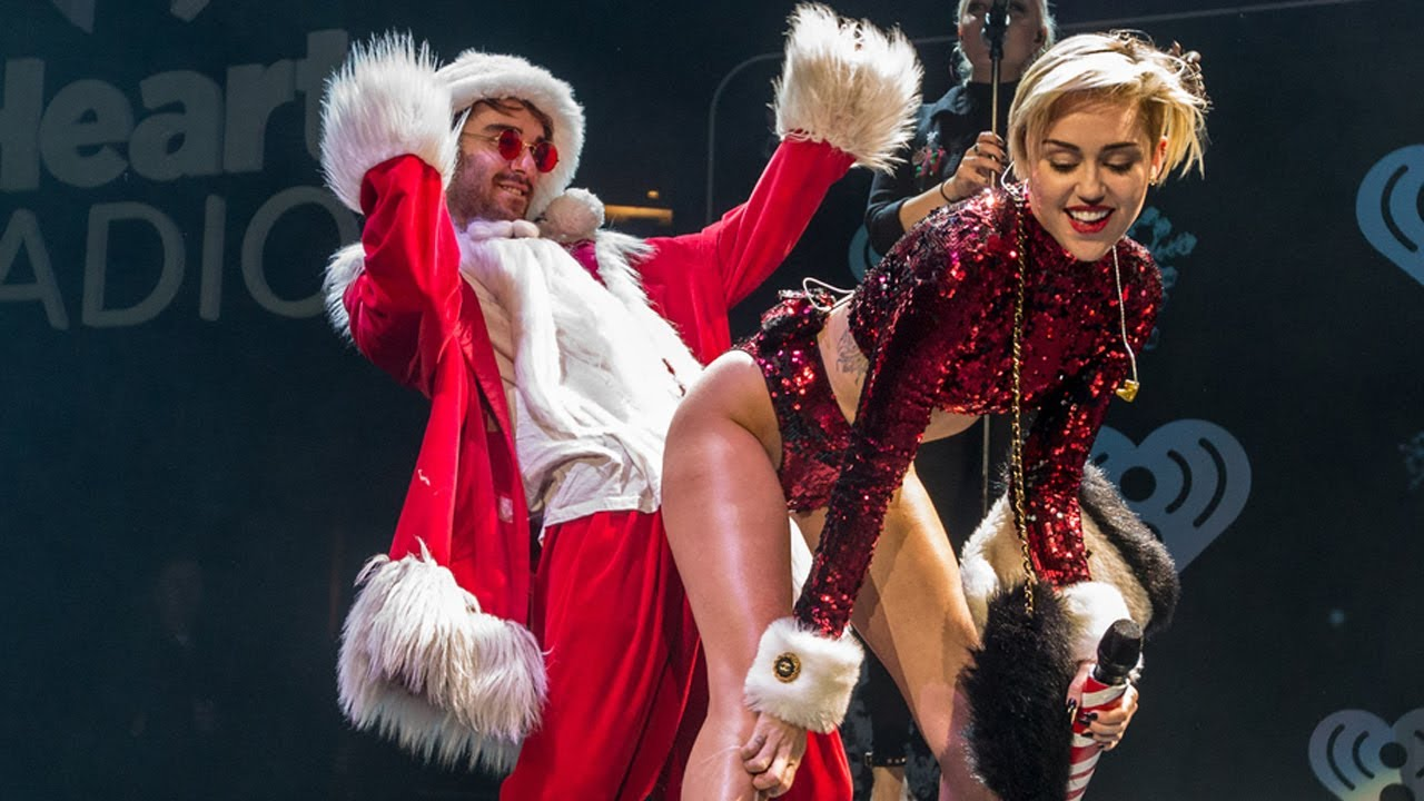 Idea Christmas miley cyrus flash phrase