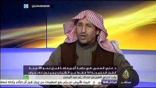 العمري يطالب بتخفيف القيود السياسية عن الشباب
