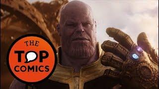 Análisis trailer Infinity War