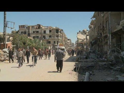 تحقيق أممي يدين القوات الحكومية والمعارضة بارتكاب جرائم حرب خلال حصار الغوطة بسوريا …  - نشر قبل 23 ساعة