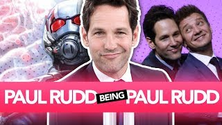 PAUL RUDD Being PAUL RUDD