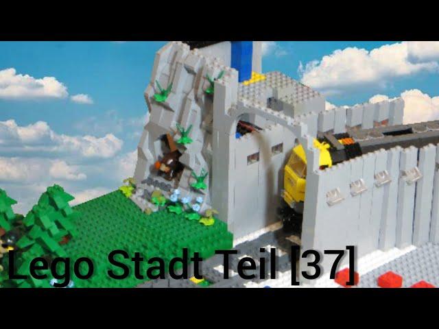 Lego Stadt Teil [37] - Der Berg und die Bärenhöhle