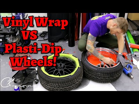How To Plasti Dip Your Rims The Right Way Doovi
