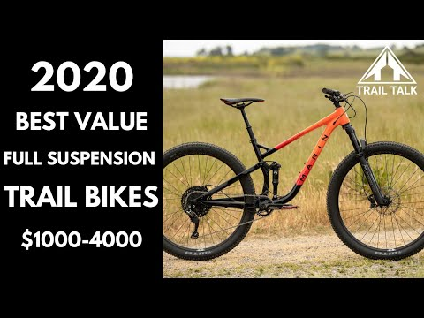 2020 Best Value/Budget Trail Bikes (Buyers Guide)