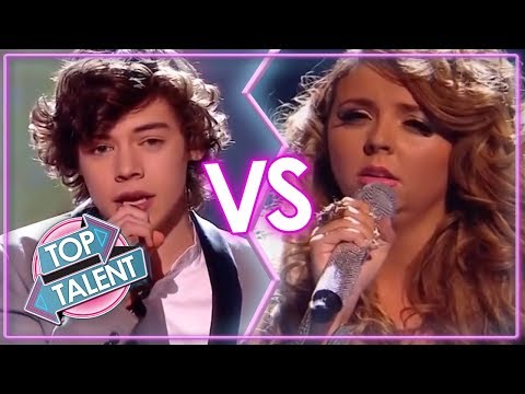 ULTIMATE ONE DIRECTION & LITTLE MIX X Factor UK Auditions & Performances COMPILATION!