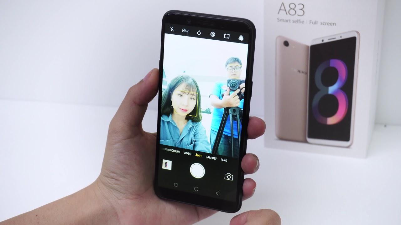 Đánh giá OPPO A83 giá 5tr: máy chỉ dành cho những ai thích selfie và trải nghiệm xu hướng mới