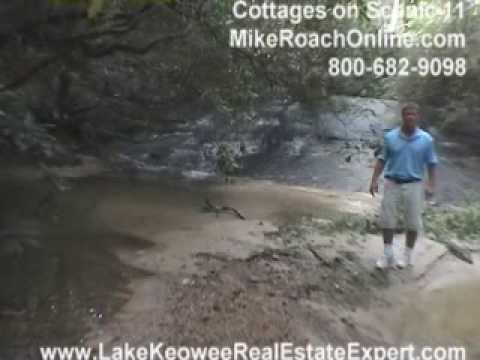 Lake Keowee Rentals Cottages on Scenic Highway 11 Real Estate