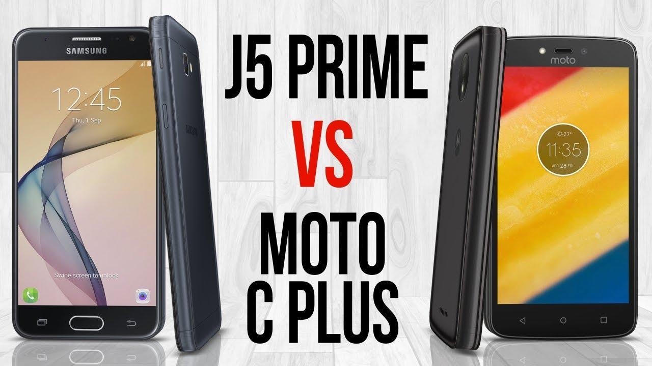 J5 Prime vs Moto C Plus (Comparativo)