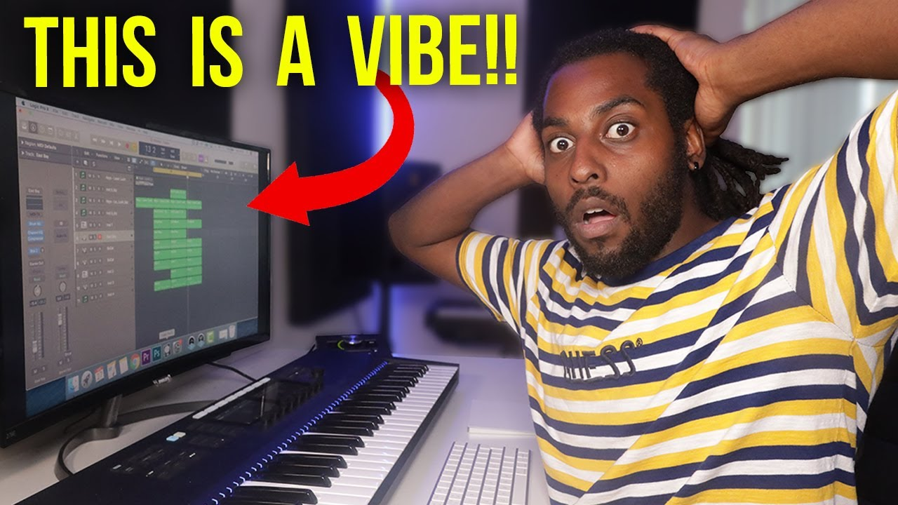 THE GROOVE THOUGH! Making The FUNKIEST BEAT EVER (Mac Miller, Anderson Paak, Kaytranada)