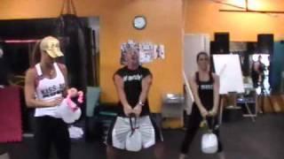 jugg hugger workout