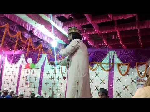 Ehsan Shakir Azmi latest program in mirzapur dramandganj