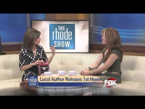 Author Raina C. Smith discusses her novel The 13th Apostle on The Rhode Show (FOX Providence)