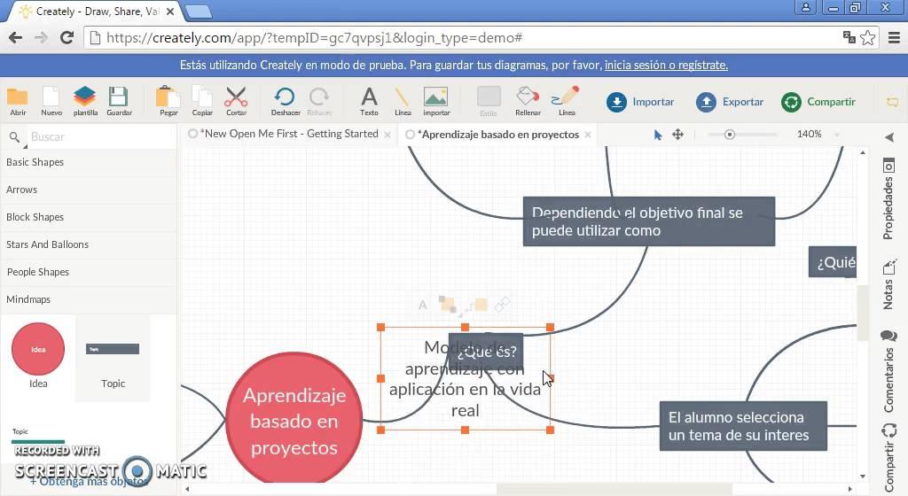Act 1 Modulo 2 Aprendizaje Basado En Proyectos Youtube
