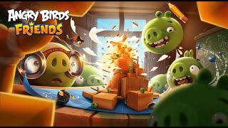 Angry Birds Friends | Player designed tournament