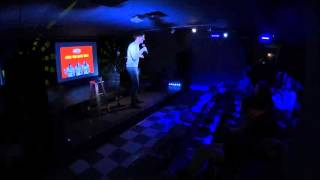 Stand-up Comedian Mark Little - Wearing Tampons and Harbouring Hats