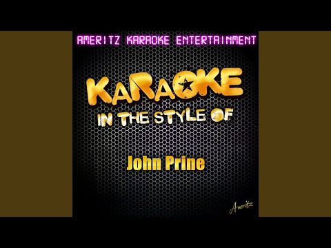 Take a Look At My Heart (Karaoke Version)