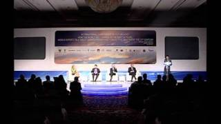 capt agus yudhoyono remarks at the international conference on futurology