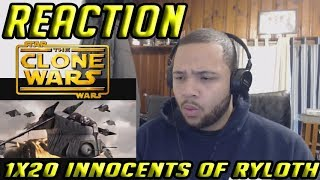 Star Wars: The Clone Wars Reaction Series Season 1 Episode 20 - Innocents of Ryloth