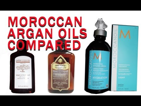 Moroccan Oil, 3 Compared • Price, Quality, Availability