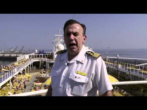 Costa Neo Riviera calls on the Port of Fujairah