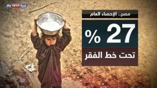 مصر.. تفاوت بين الطبقات الاجتماعية وحجم الإنفاق