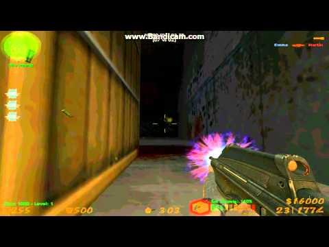CSO - CS Dragon New BETA Zombie Mode 3