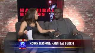Comedian Hannibal Buress with San Diego Stand Up Show
