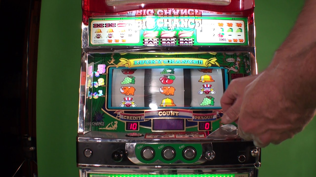 Big Chance Slot Machine