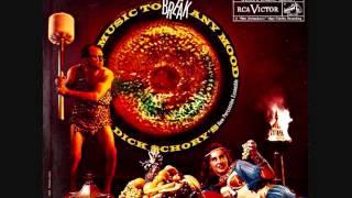Dick Schory - Music to break any mood (1960)  Full vinyl LP