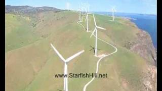 Starfish Hill Wind Farm - South Australia's First Wind Farm For Sale