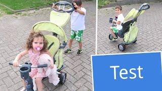 Test: Smart Trike Dreirad Explorer 5in1 | Babyartikel.de(Wir haben dieses tolle Dreirad getestet. Esila und auch Milan haben auf jeden Fall Spaß daran. Was es alles kann, seht ihr im Video. Mehr Infos zum Smart ..., 2015-08-24T07:46:18.000Z)