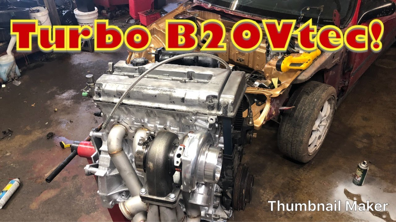 Ebay Top Mount Manifold Thats Actually Worth The Money? B20V Turbo Build  Gets Installed Into My EK!