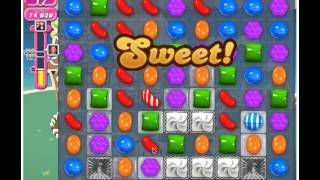 Candy Crush Saga Level 143 - 3 Stars No Boosters