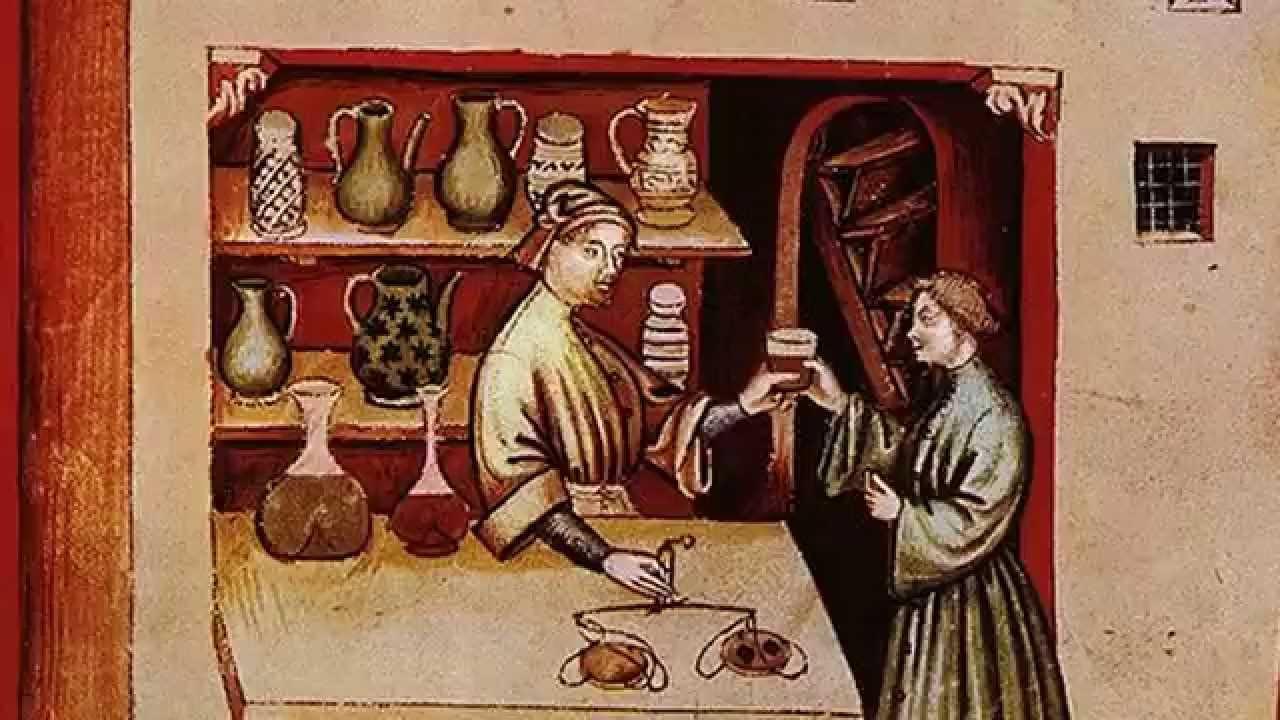 Resultado de imagen de remedios medieval