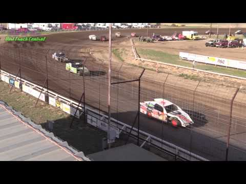 IMCA Modified Make up A Wakeeney Speedway 4 27 14