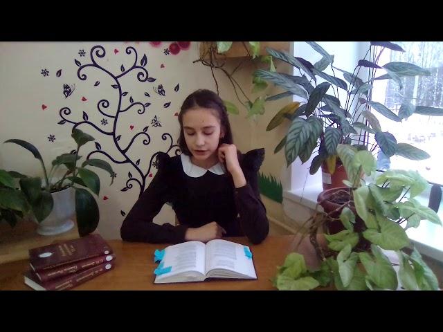 Изображение предпросмотра прочтения – ДарьяАндриянова читает произведение «Мой любимый, мой князь, мой жених...» А.А.Блока