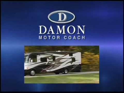 Review of Damon Motor Coach's Outlaw Motorhome with Garage: Quality & Build #1 (Toy Hauler / RV)